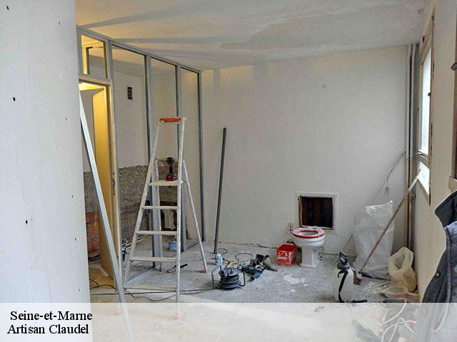 Entreprise Travaux Salle De Bain 77 Seine Et Marne Tel 01